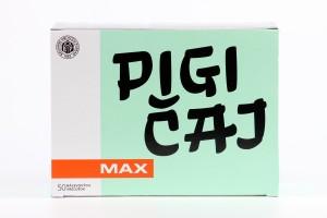 Pigi čaj Max 75 g