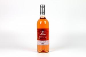 Frankovka modrá víno ružové suché akostné 2009 0,75 l