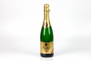 Hubert de Luxe víno biele šumivé sladké akostné aromatické 0,75 l